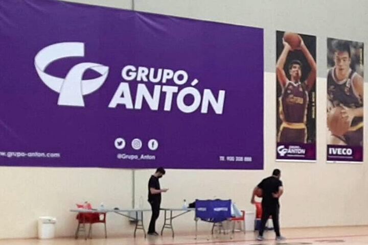Reanudada la actividad en la  Escuela Lalo García Grupo Antón