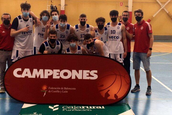 El IVECO Junior B, campeón de la Copa Castilla y León de Preferente