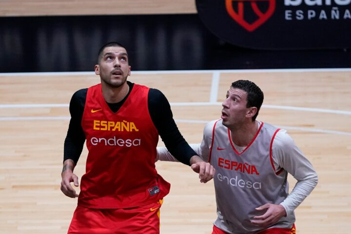Sergio de la Fuente y Nacho Martín, convocados con España 3×3 para preparar el Preeuropeo