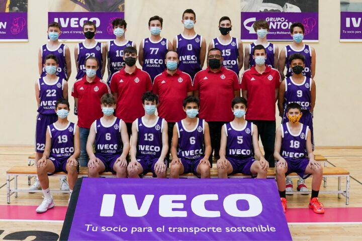 El IVECO Infantil A, a por el Campeonato de España de Betanzos