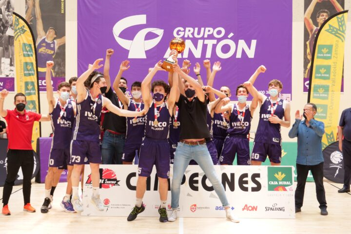El IVECO Junior A se corona en Castilla y León y acudirá al Campeonato de España