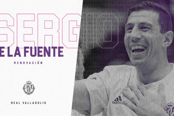 Sergio de la Fuente, renovado
