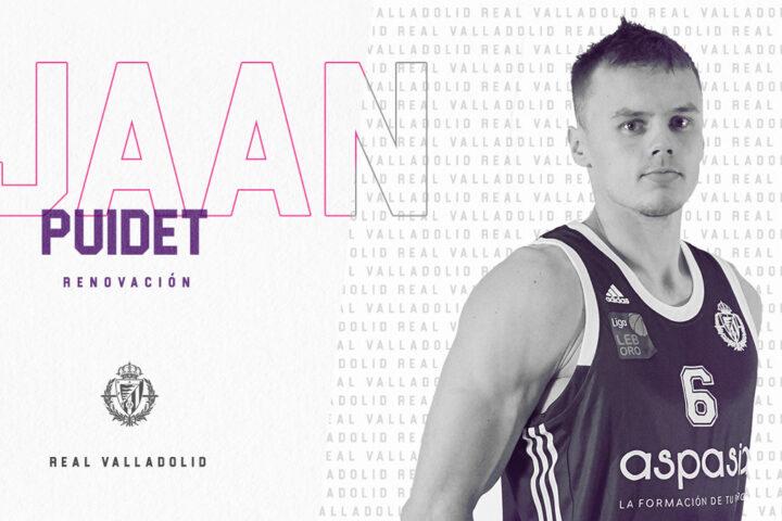Jaan Puidet continuará una temporada más