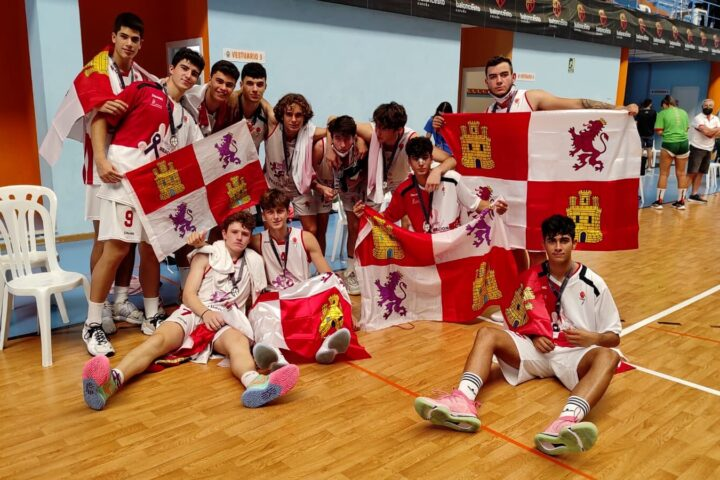 Buen papel blanquivioleta en el Campeonato de España de Selecciones Autonómicas