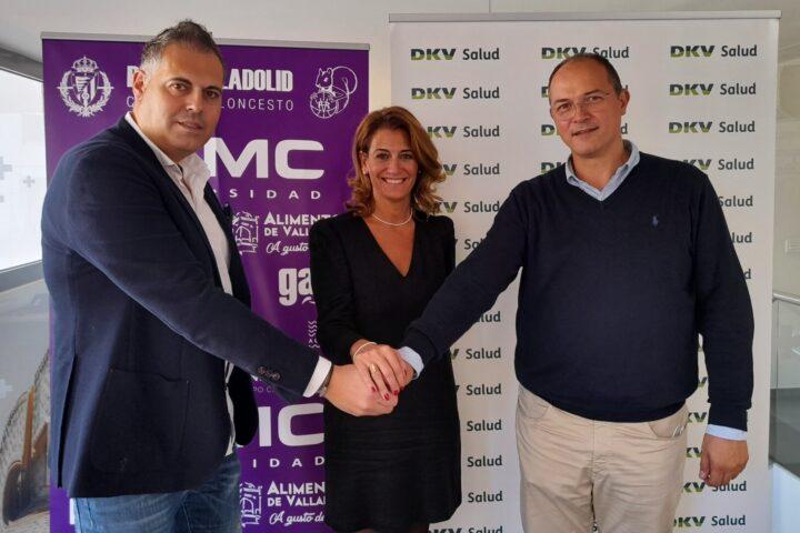 Real Valladolid Baloncesto y DKV Seguros unen sus caminos